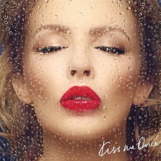 """Kylie Minogue presenta portada de su nuevo álbum """"Kiss Me Once"""""""