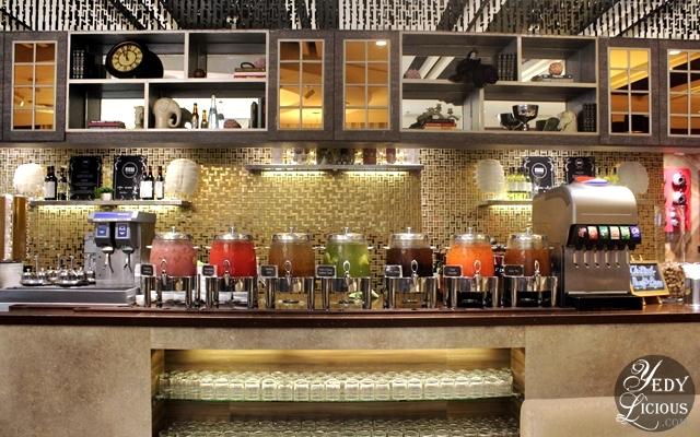 Drink Station at NIU by Vikings Buffet
