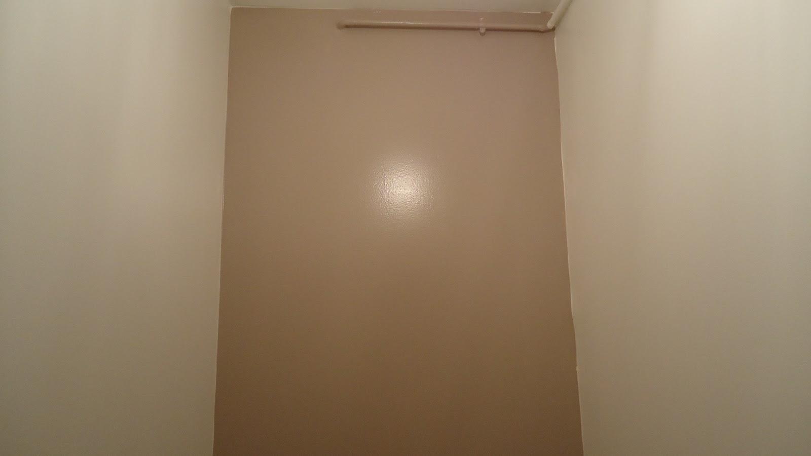 Travaux de r novation de notre appartement glyc ro - Repeindre sur de la glycero ...