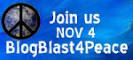 Blog Blast 4 Peace