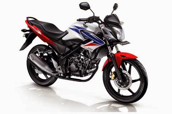 Spesifikasi Honda CB150R StreetFire 2014