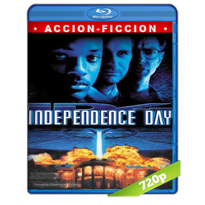 Dia De La Independencia (1996) BRRip 720p Audio Trial Latino-Castellano-Ingles 5.1