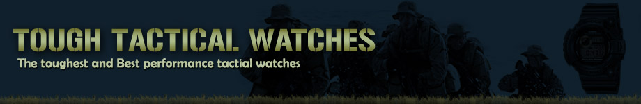 Tough Tactical Watches