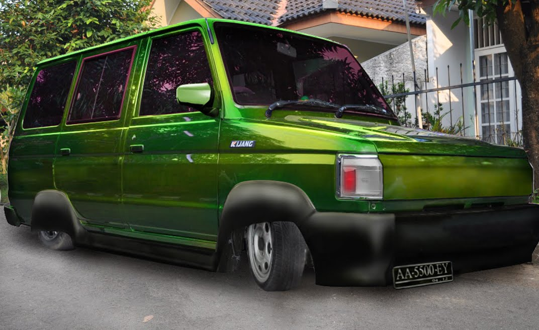 Modifikasi Kijang Grand