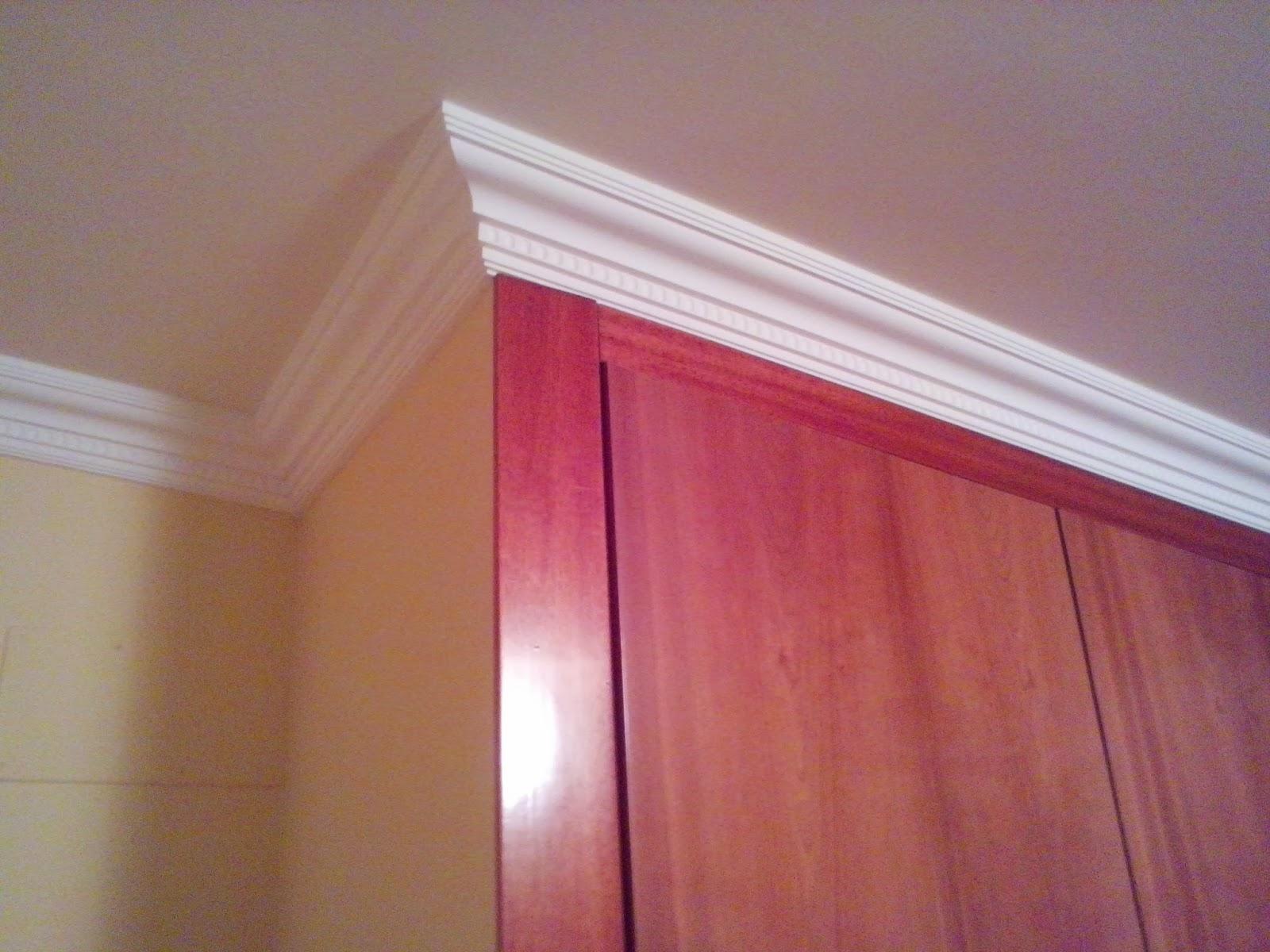 Cornisas y molduras decoracion en escayola - Molduras para techos y paredes ...