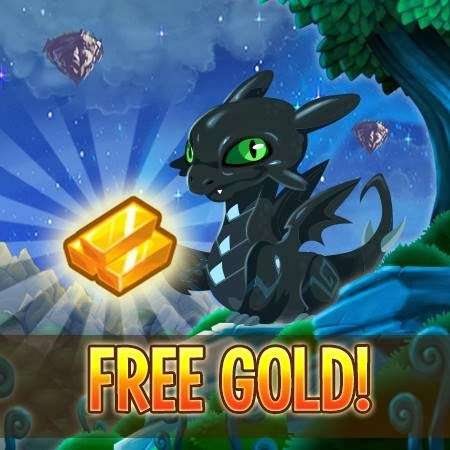 Dragon+City+Free+Gold+Reward+Update