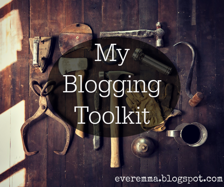 My Blogging Toolkit everemma.blogspot.com