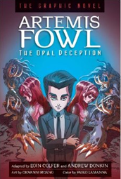 ARTEMIS FOWL - The Opal Deception Graphic Novel - buy it NOW