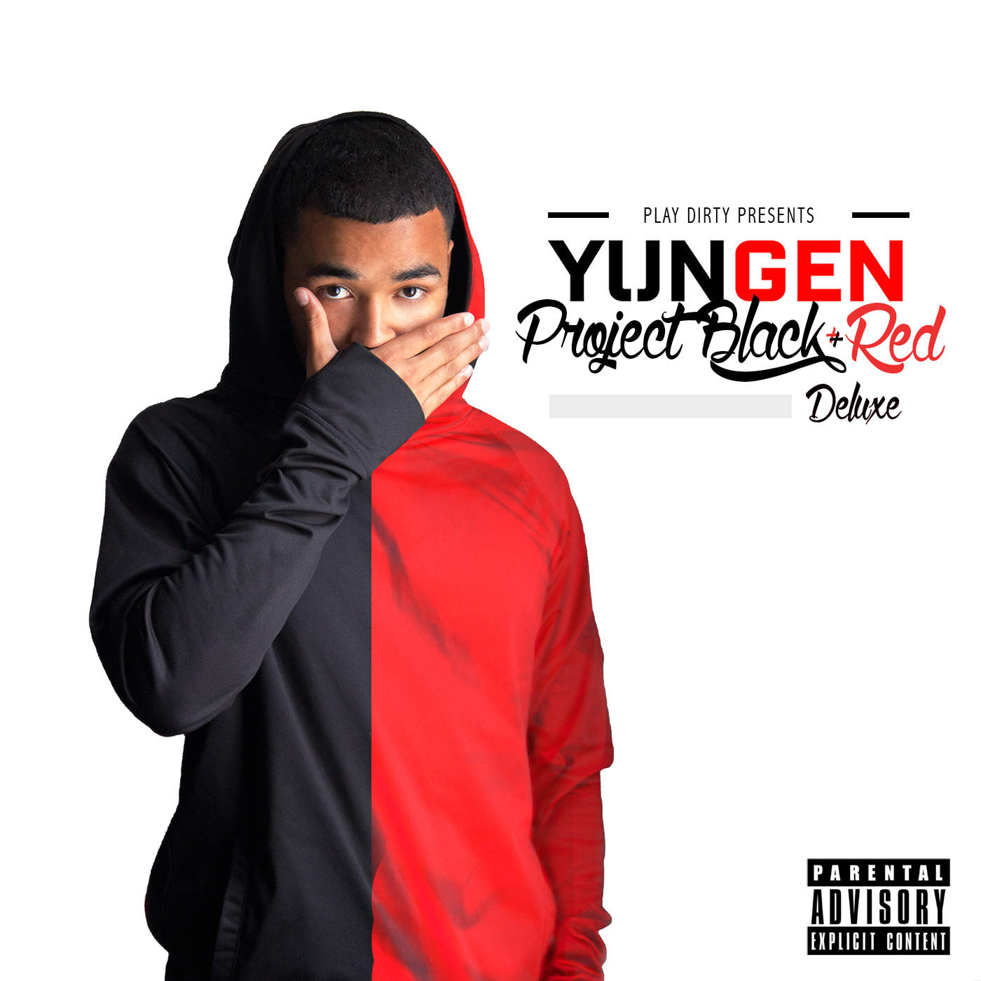 Yungen - Project Black & Red (Deluxe) Cover