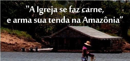 Jovens missionários participam da 1º Missão Jovem na Amazônia
