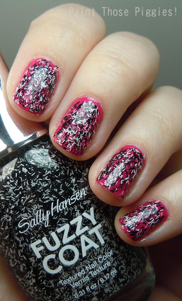 Paint Those Piggies!: Sally Hansen Fuzzy Coat: Tweedy