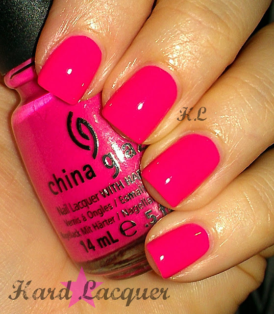 cream crelly creme bright pink