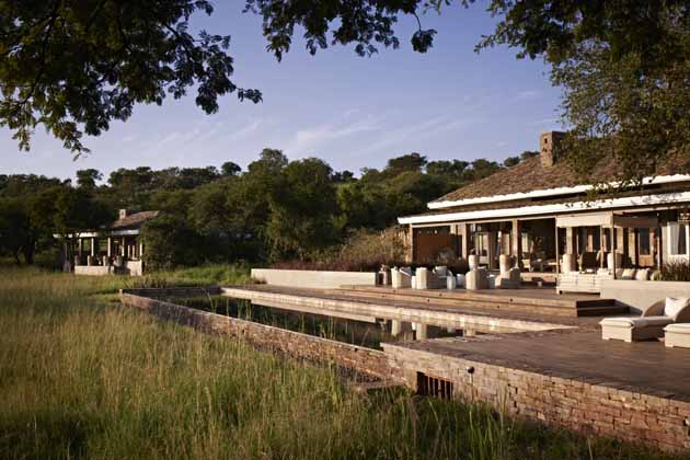 Singita Serengeti House