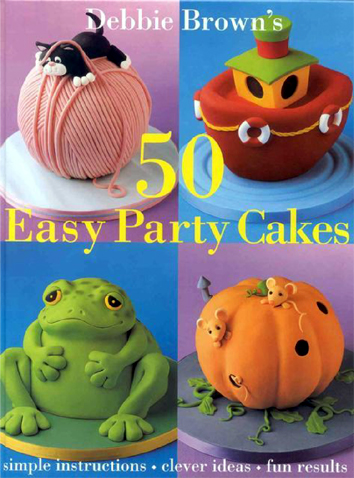 Cakes and Sugarcraft Collection Vol.3 PDF eBooks