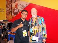 Sablon Kaos Bersama Charlie Taublieb Master Sablon dari USA