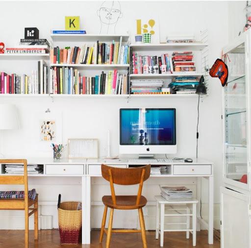 workspace design nice desk