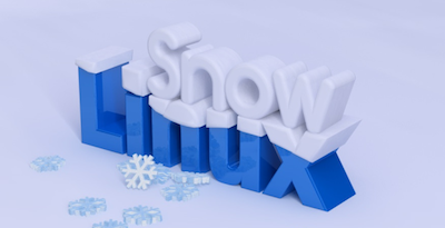 Logo de Snowlinux