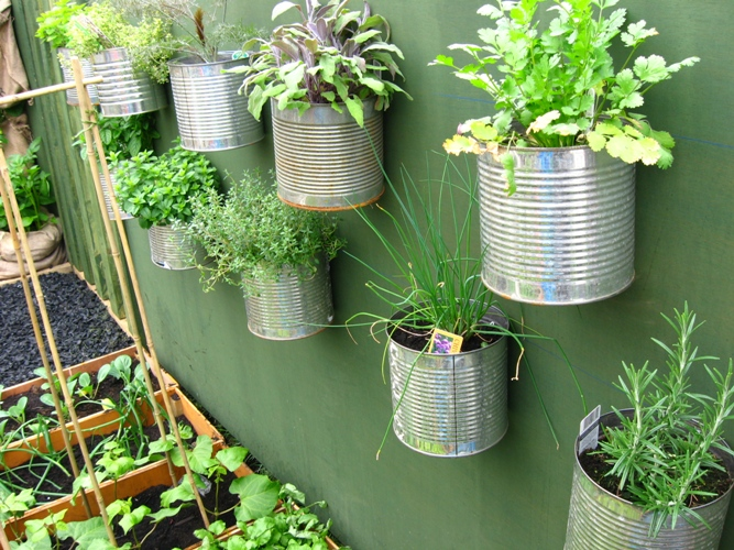 New2world Herb Garden Ideas For Small Spaces