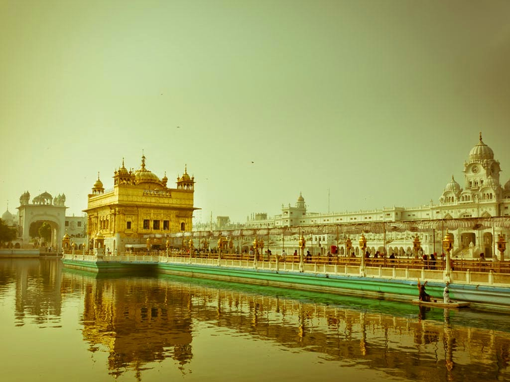 Golden Temple Amritsar HD Wallpapers - HD Wallpaper Pictures