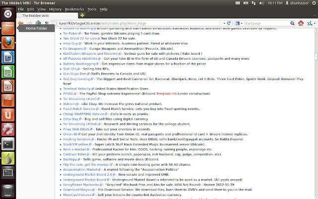 the hidden wiki