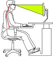 Form Good Posture Habits At Work