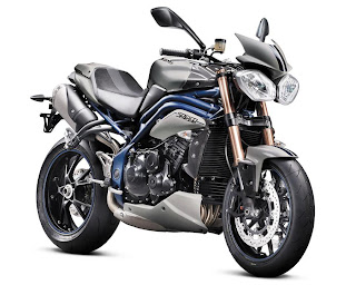 Triumph Speed Triple Special Edition (2013) Front Side