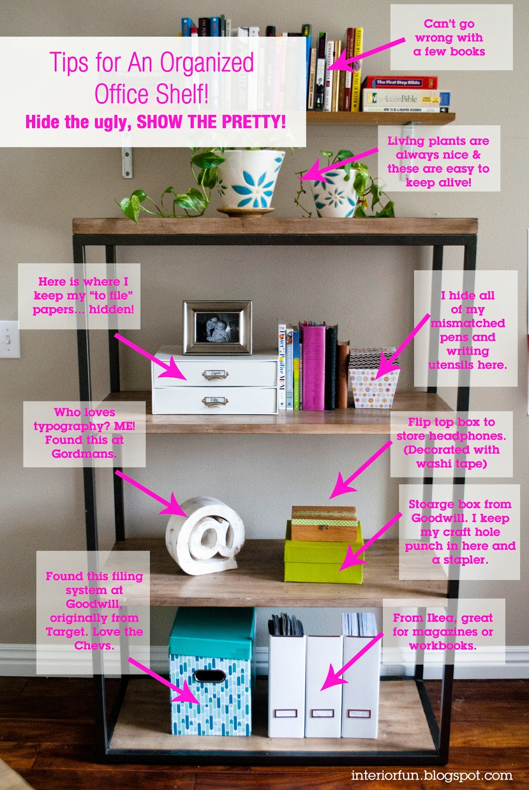 How To Organize Your Office Delectable With How to Organize Your Home Office Image