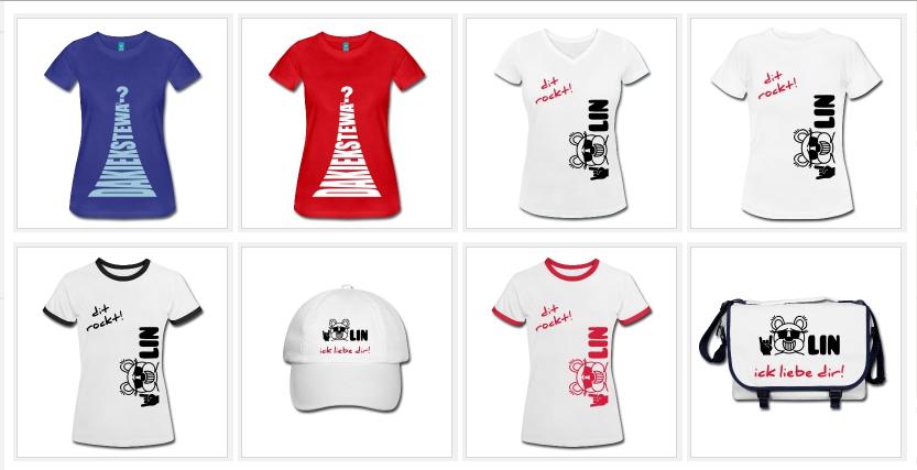 neue shirt-designs, trends, tipps, und geschenkideen