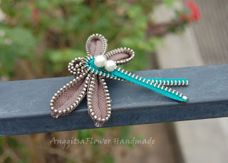Zipper Dragonfly