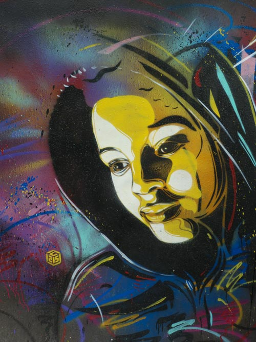 C215 in Paris