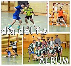 Día del Fútbol-sala de Aranjuez