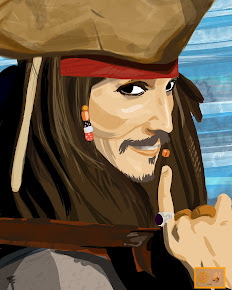 2011 Captain Jack Sparrow