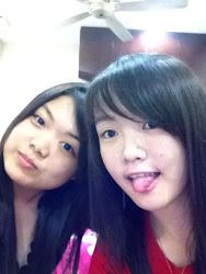 Me and JingMun  ♥