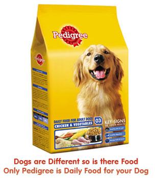 Free Samples Of Pedigree Dog Food