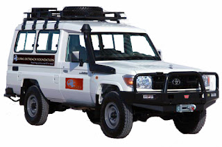 Land Cruiser Executive Summary