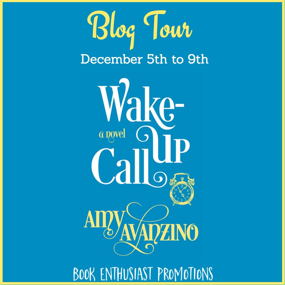 Wake Up Call Blog Tour