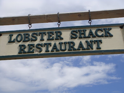 The Lobster Shack at Two Lights, Cape Elizabeth, Maine