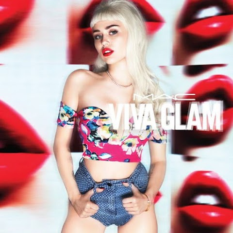 MAC Viva Glam Miley Cyrus 2 Collection Fall 2015