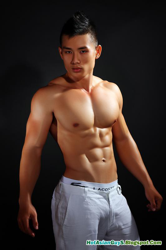 You Asian male beauty