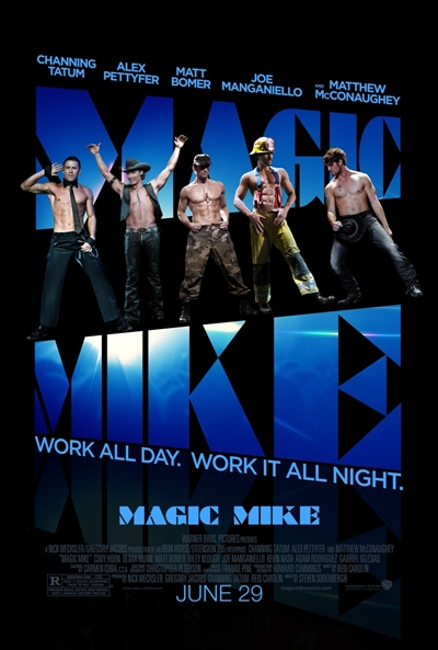 Magic Mike DVDRip Español Latino Película 2012