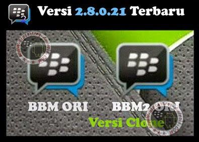 BBM2 Mod Tema Standar Clone Full Features Terbaru v2.8.0.21