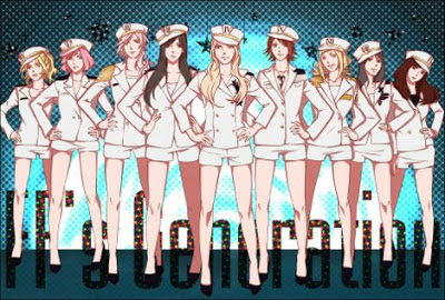 Final Fantasy Girl's Generation