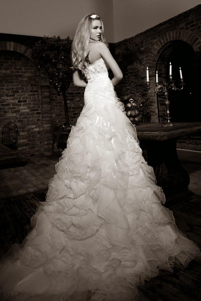 Increibles vestidos de novia