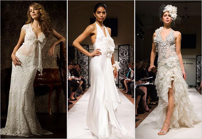 Beautiful Skimpy Wedding Dresses