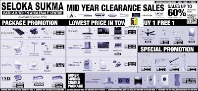 Seloka Sukma Mid Year Clearance Sales 2012