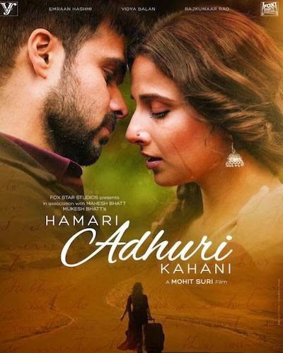 Main Woh Duniya Hoon Full Mp3 Song Dawoonllod: 'Hamari Adhuri Kahani' Movie 'Humnava Song' Lyrics
