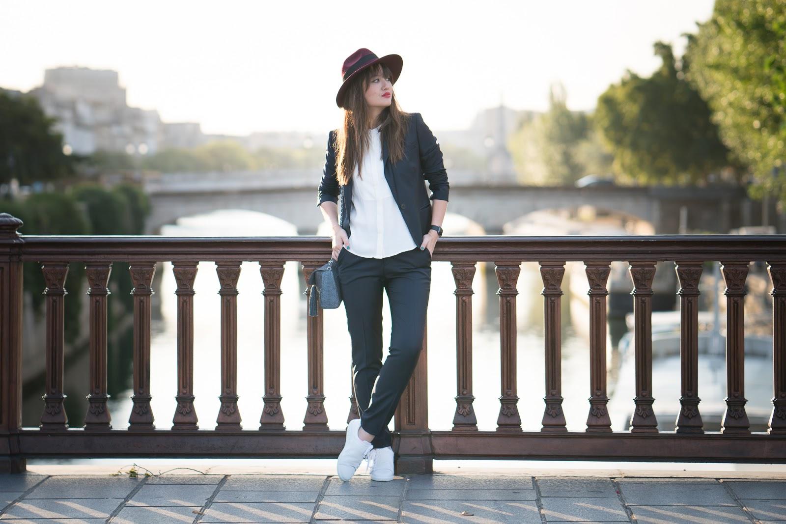 Blogger, Style, Comptoir Des Cotonniers, Lookbook Paris, Paris streetstyle