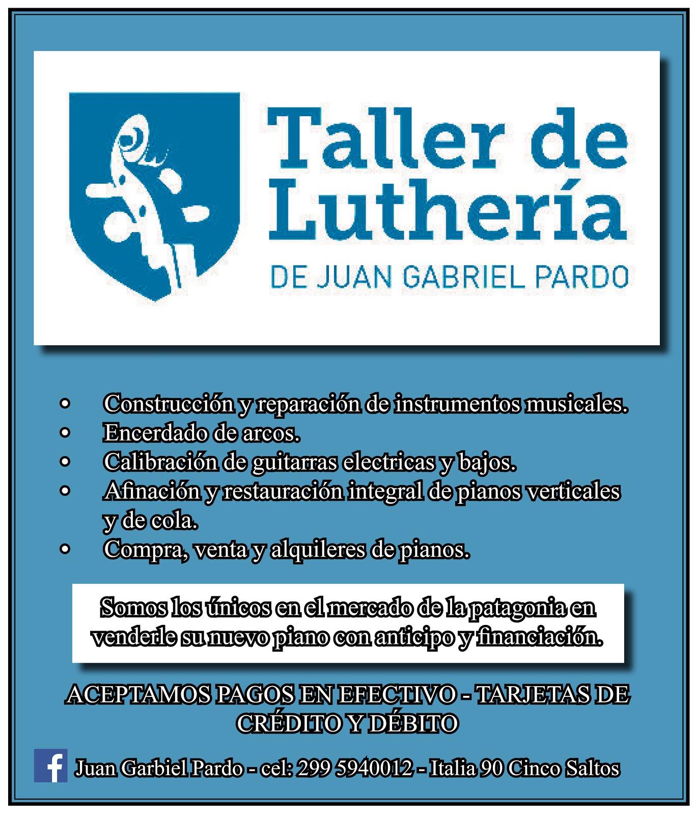Taller de Lutheria
