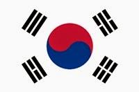 Guney Kore Bayrak