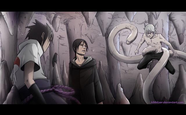 Sasuke And Itachi Vs Kabuto Kabuto vs itachi & sasuke